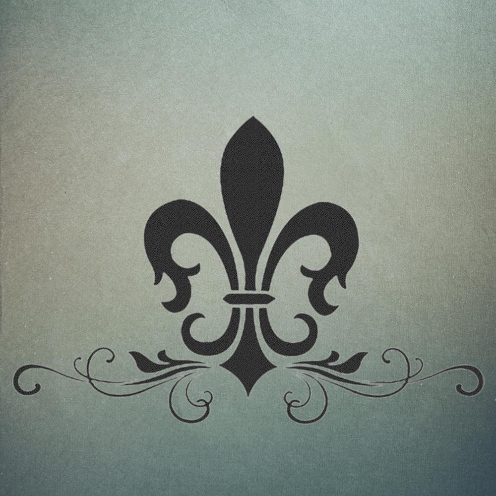 the Fleur-de-lis EP Cover Art