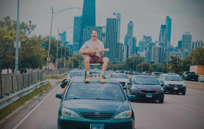 brad peterson - a friend like you - music video